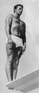 Barney Cipriani Diving