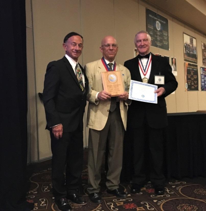 Congress banquet - Mike Jacki, Jeff Chumas, David Jacobs b