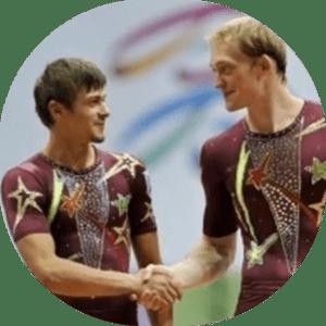 Sergii Popov & Mykola Shcherbak a