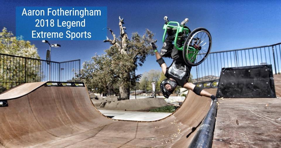 Aaron Fotheringham 2018 Extr Sports 2